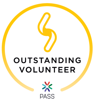 PASS Outstanding Volunteer