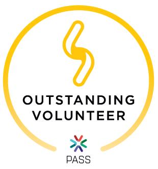 PASS Outstanding Volunteer